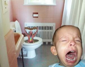 toilet troll