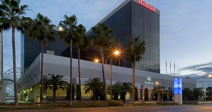 LAX Hilton